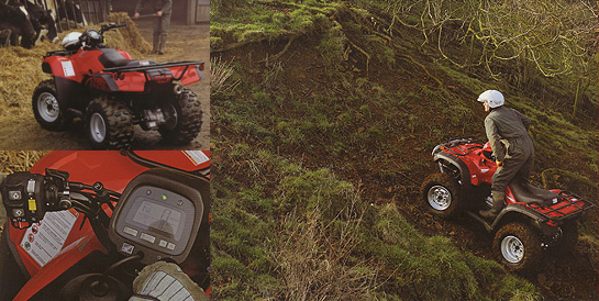 Taylor ATV - Specialists in ATV and ATV Equipment
